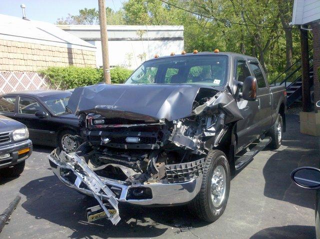 Truck Totaled Jason Antman S Blog