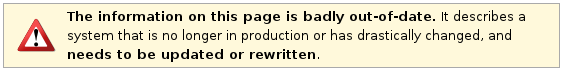 deprecated message box