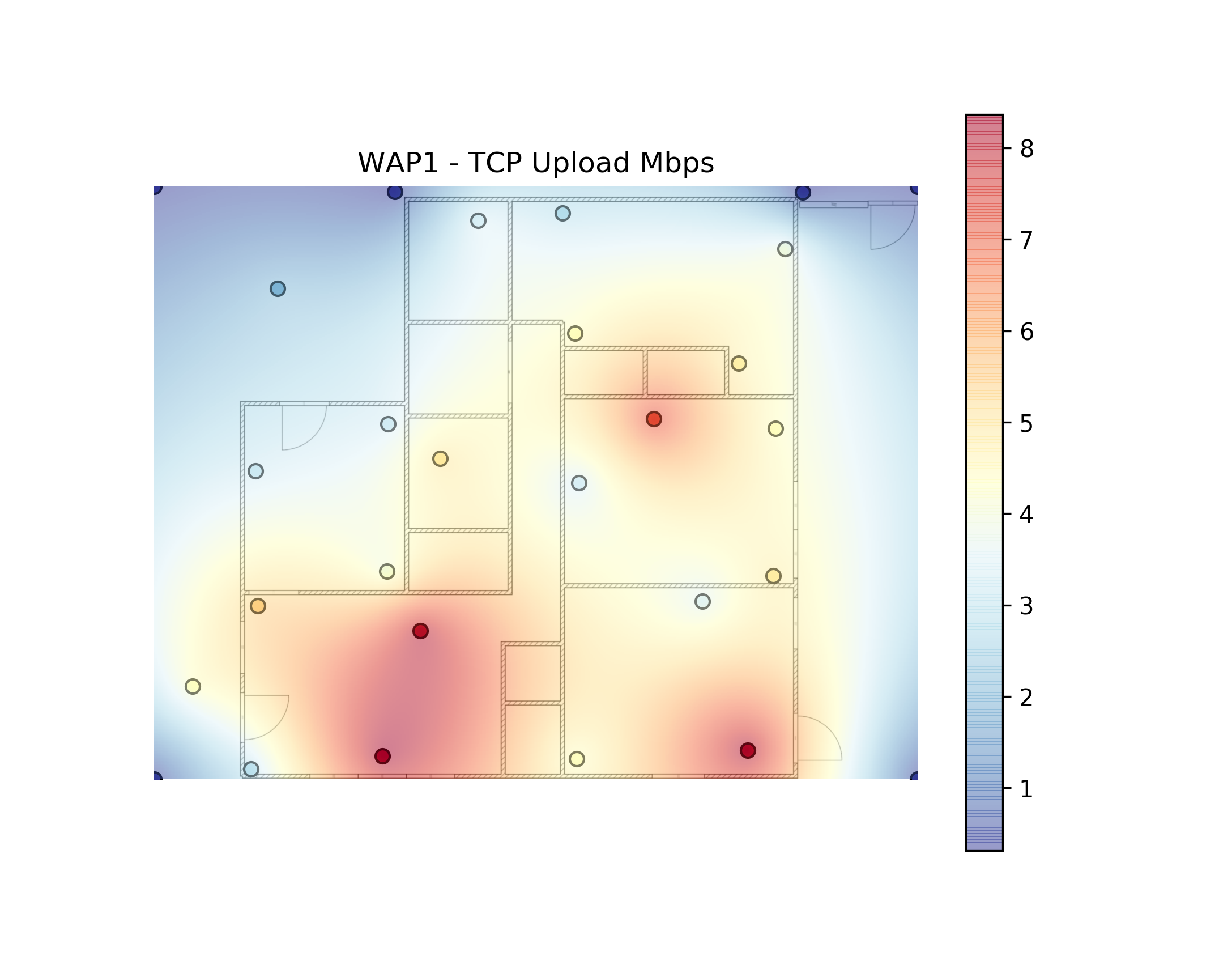 Open Source WiFi Site Survey Heatmap Tool - Jason Antman's Blog